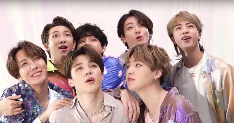 BTS防弹少年团又得奖啦!偕 Army 在欧洲 MTV 夺三奖