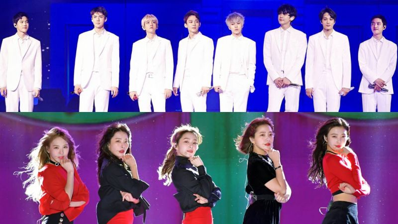 釜山年度盛会 BOF 首波阵容超华丽 EXO、Red Velvet 都出席!