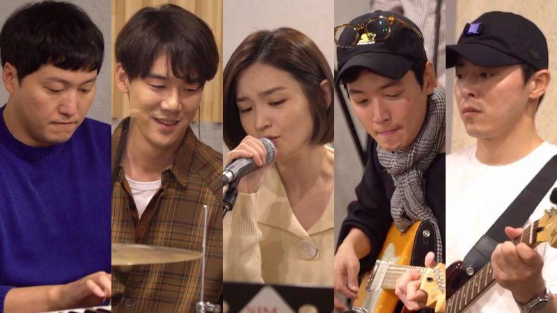 《机智医生生活》乐队从2019年夏天就开始刻苦练习:「我们去弘大、去SSK、去商演吧!」