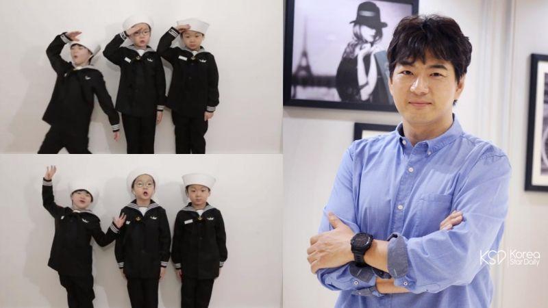 宋一國公開大韓民國萬歲影片 感恩良師促成婚姻
