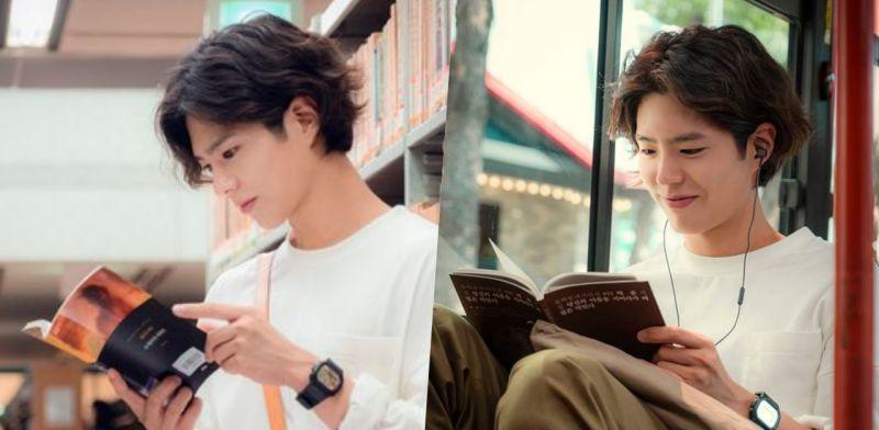盤點《男朋友》裡朴寶劍和宋慧喬看過的4本書! 《今生是第一次》裡也有它