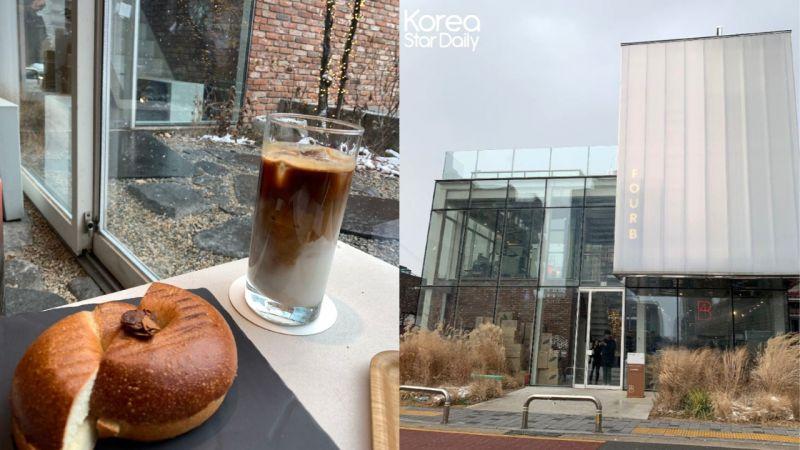 【合井Cafe】Bagel與咖啡的搭配:合井站的FOUR BASIC!