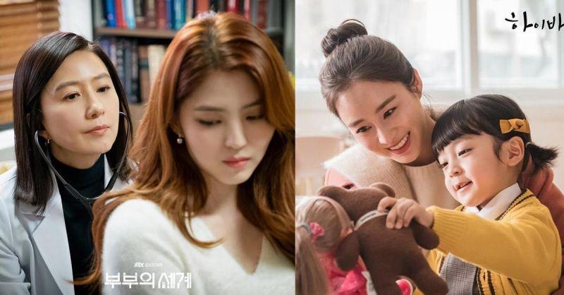 韓劇話題性「五大女演員」霸榜!熱門劇《夫妻的世界》榮登兩冠王~