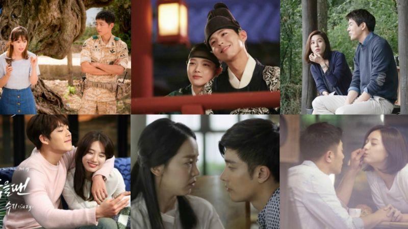 KBS戲劇「最佳CP」提名!你最喜歡的是哪一對呢?