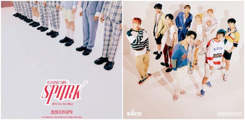 新男團BAE173將於11月19日正式出道:首張迷你專輯「INTERSECTION : SPARK」