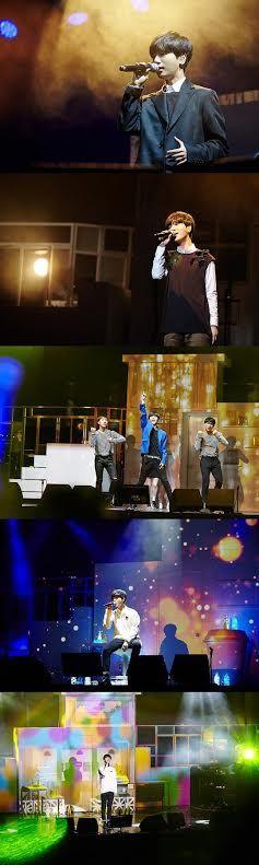 Super Junior艺声个唱成功开启 厉旭助阵力挺好友